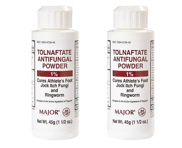 Tolnaftate 1% Antifungal Powder
