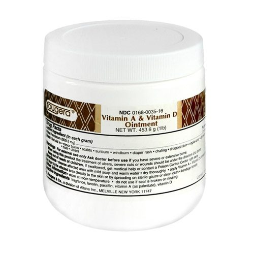 First Quality Products Vitamin A + Vitamin D Ointment