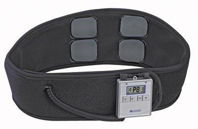 Back Pain Relief System with Tens Belt