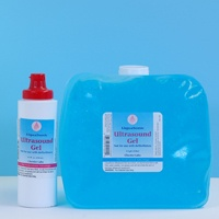 Liquasonic Ultrasound Gel with Flip Top Cap