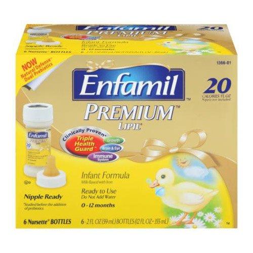 Enfamil Premium 20 Cal Nursettes