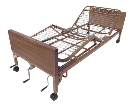 Drive Medical Manual Bed
