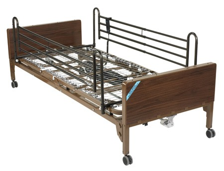 Drive Medical Delta Ultra Light 1000, Semi Electric Bed