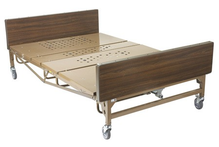 Full Electric Bariatric Bed, 48 in. Width