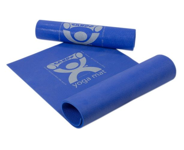 FABRICATION ENTERPRISES Yoga Mat, Cando Eco Friendly
