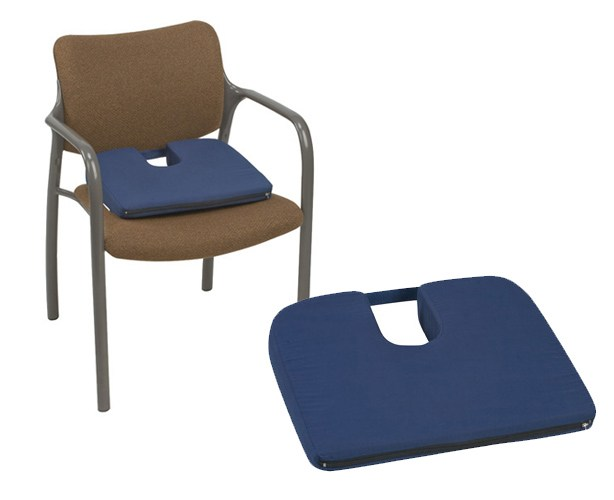 Mabis DMI Sloping Coccyx Cushion