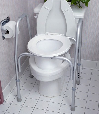 Mabis DMI 3-in-1 All Purpose Commode
