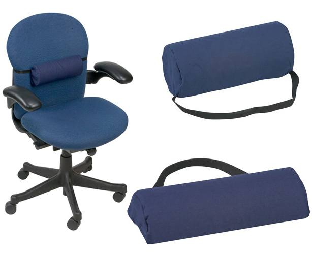 Mabis DMI Lumbar Back Support Roll