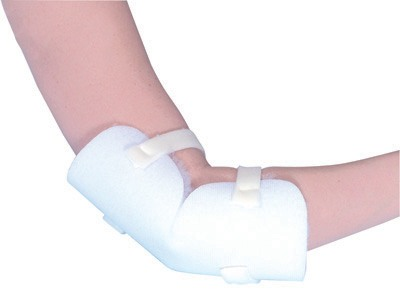 Image of Elbow Protector, 2 Hook and Loop Straps, 1 Pair