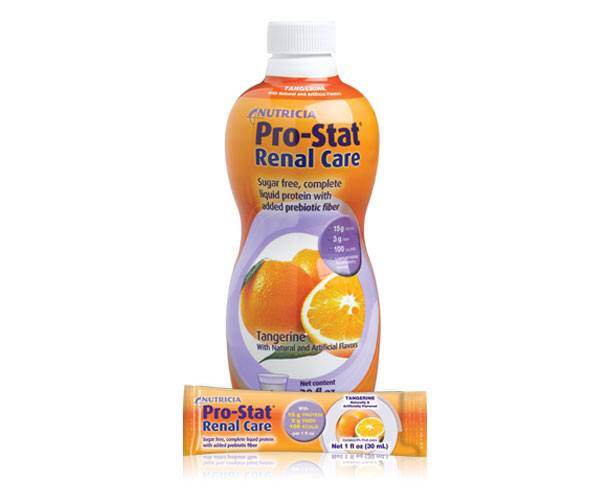 PRO-STAT LIQUID PROTEIN Pro-Stat Renal Care - Sugar Free, High Fiber
