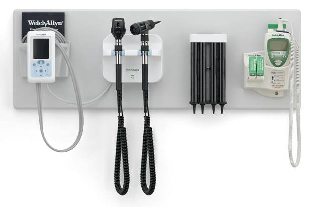 Green Series 777 Wall System w/Connex ProBP Digital Device