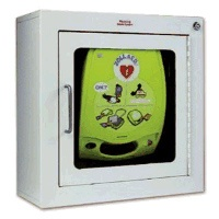 Winnie Wall Cabinets for Zoll AED Plus Defibrillator