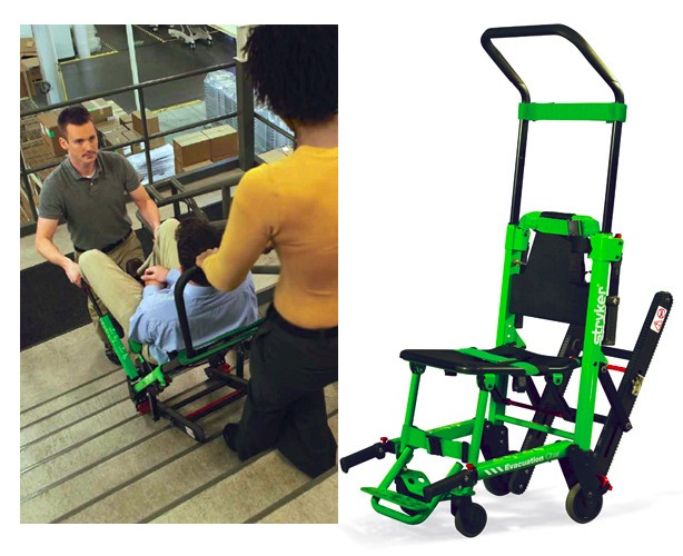 Stryker Stryker Evacuation Chair