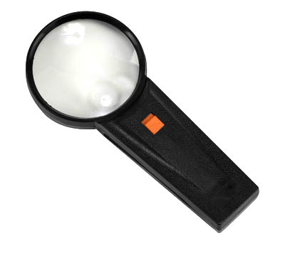 Illuminated Bifocal Magnifier