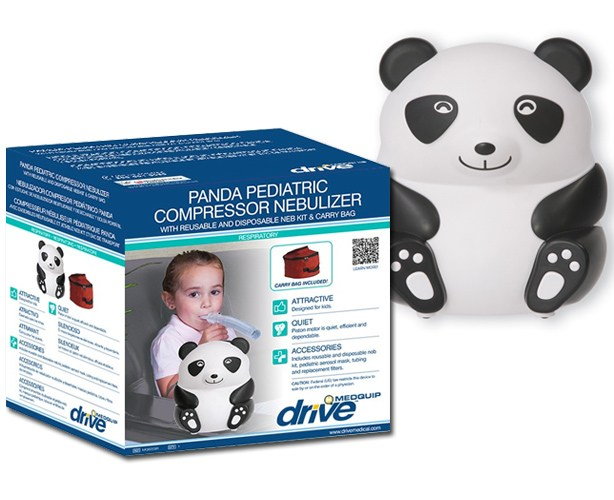 Pediatric Animal Nebulizer Compressor