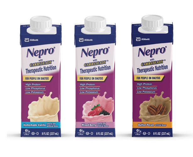 Abbott Nutrition Nepro with Carb Steady (Clearance)