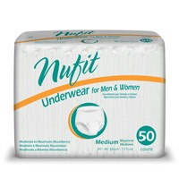 First Quality NuFit Protective Underwear