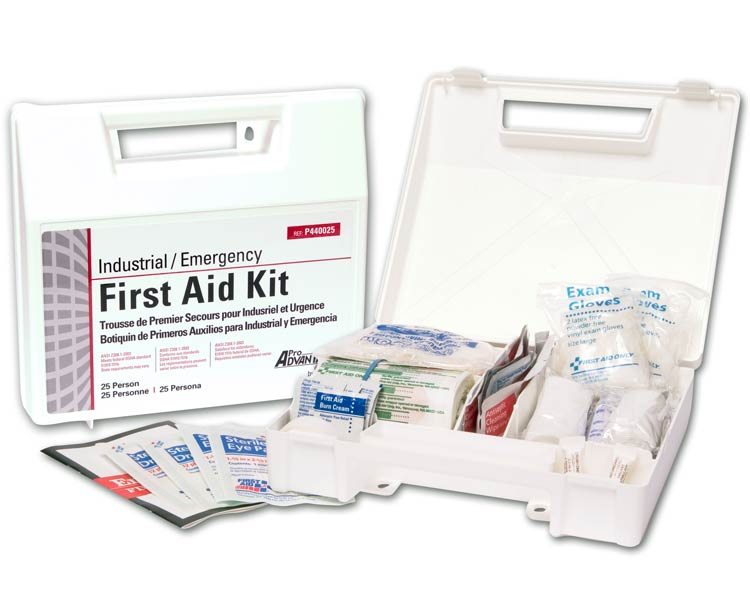 Pro Advantage Pro Advantage 25 Person First Aid Kit