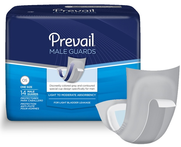 PREVAIL Prevail Male Guards - Extra Absorbent