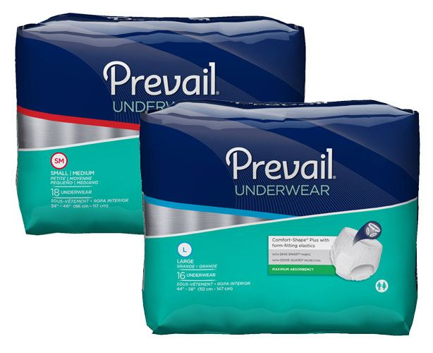 Prevail Super Plus Absorbent Protective Underwear