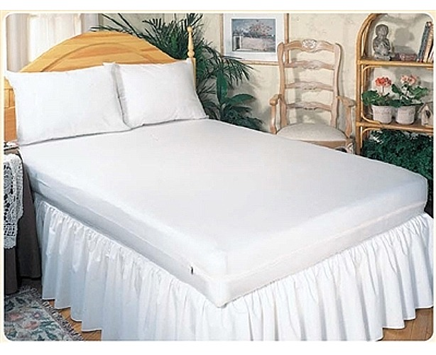 Prima Care Economy Vinyl Waterproof Mattress Protector