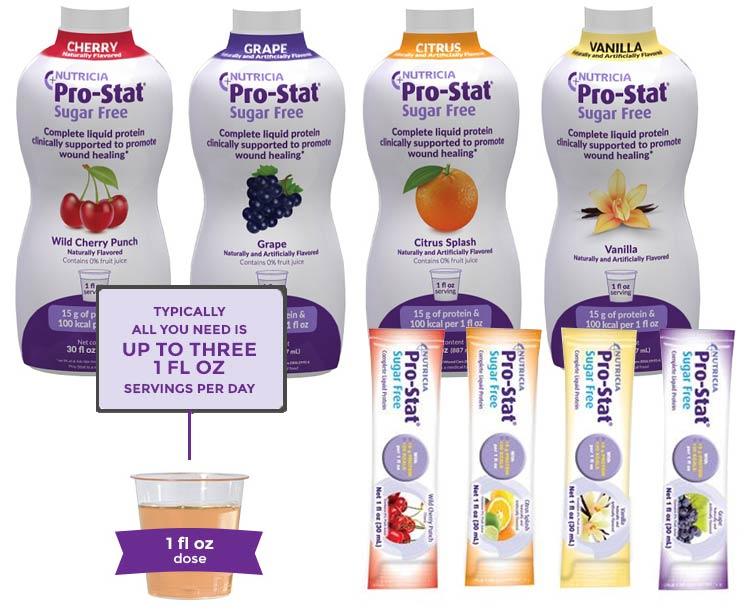 Pro-Stat Liquid Protein, Sugar Free