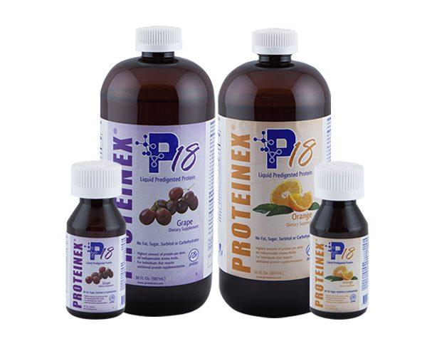 Proteinex 18 Liquid Protein