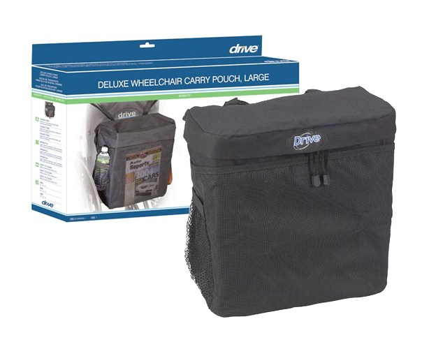 Large, Deluxe Wheelchair Carry Pouch