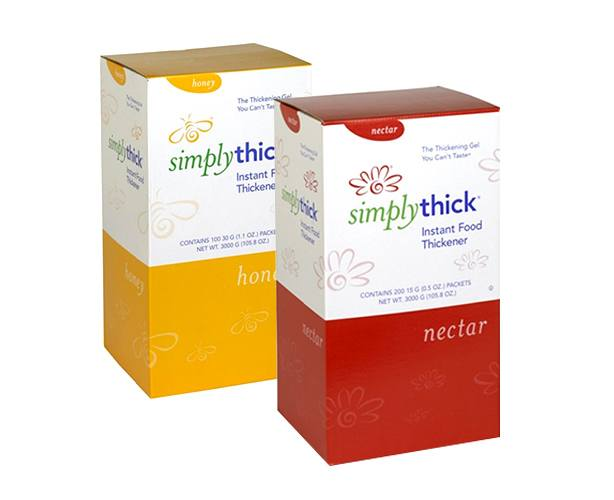 Simply Thick SimplyThick Thickening Gel Packets
