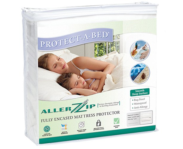 AllerZip Bedding Encasement