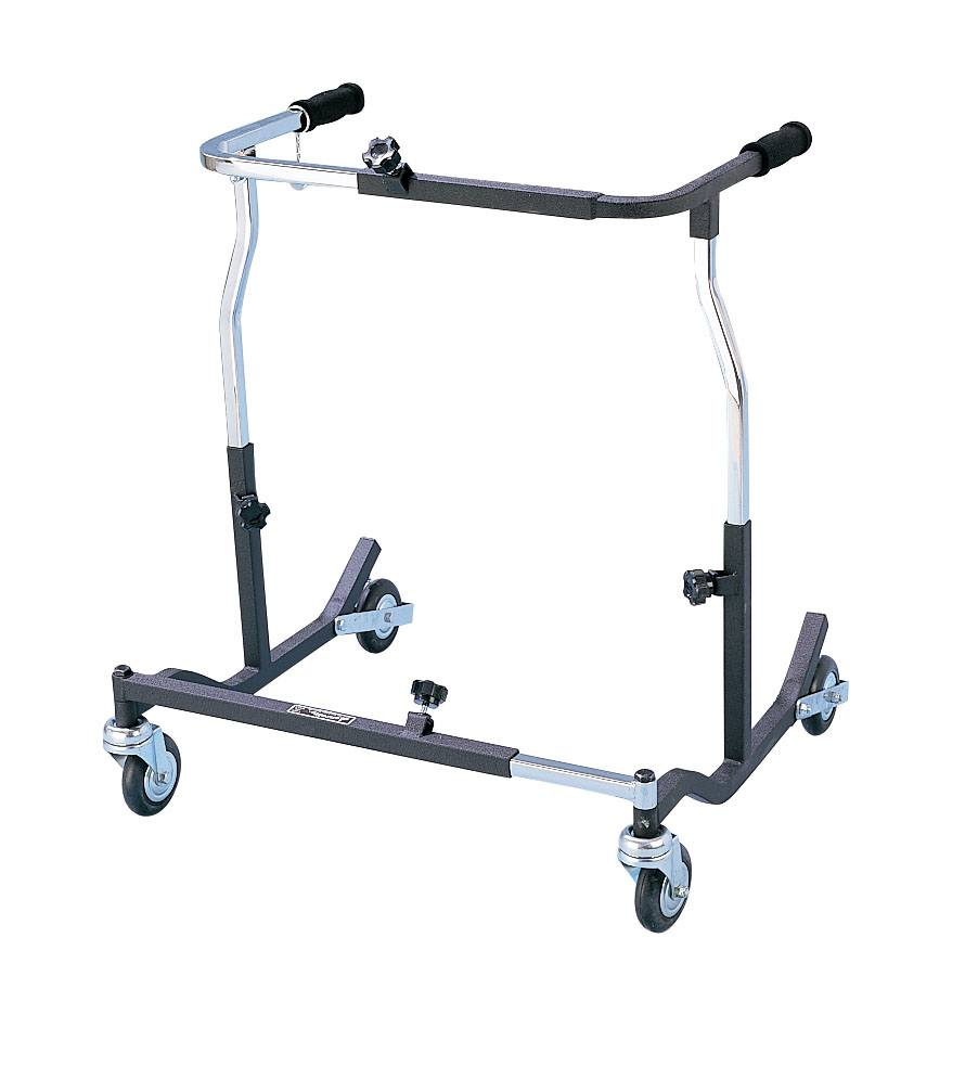 Drive Medical Retractable Seat for Adult  Anterior Safety Roller