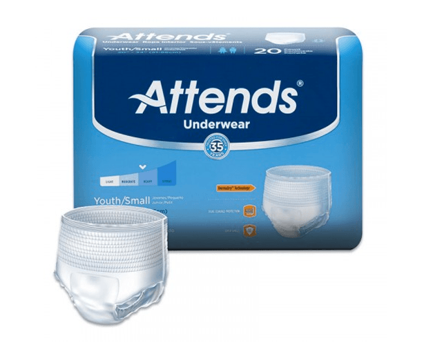 Invacare Supply Group Attends Underwear, Super Plus Absorbency