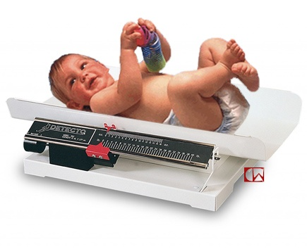 Detecto Detecto Baby Scale 253 Weigh Beam