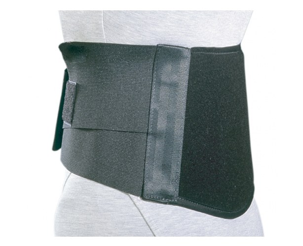 Diff-Stat Industrial Back Support with Compression Pad