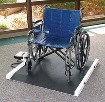 BRW1000 Portable Bariatric Wheelchair Scale