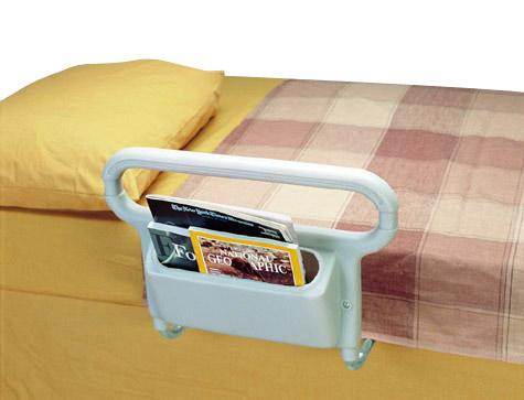 Mabis DMI AbleRise Bed Rail Assist, Single