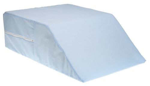 Mabis DMI Bed Wedge Ortho with Blue Cover