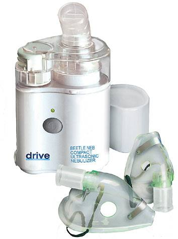 DC Adapter Beetle Neb Compact Ultrasonic Nebulizer