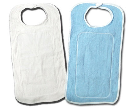 Lew Jan Adult Reusable Cloth Bib
