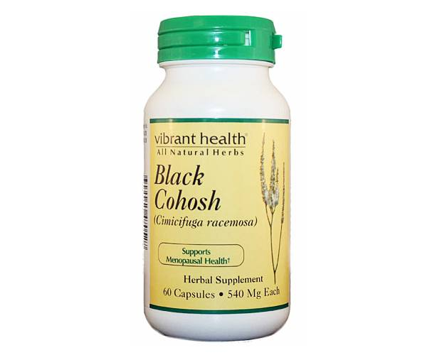 Major Pharmaceuticals Vibrant Health Black Cohosh