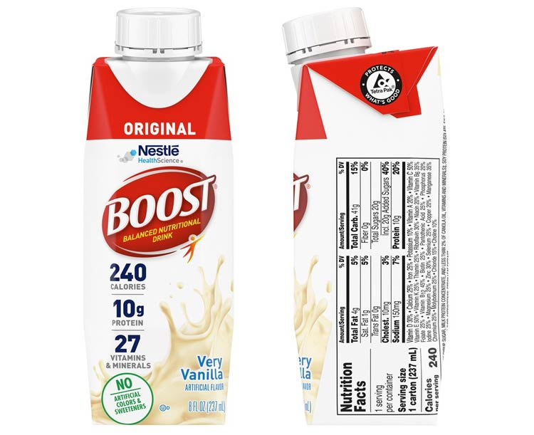 Boost Original Nutritional Drink