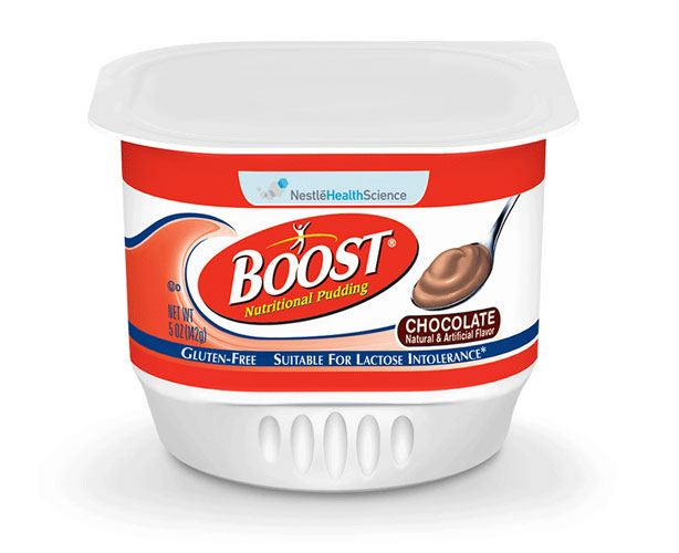 Nestle Nutrition Boost Pudding
