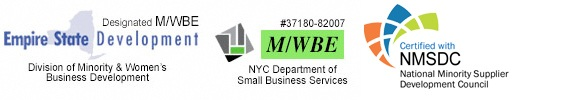 Connetquot West is Certified Women & Minority Owned Business Enterprise