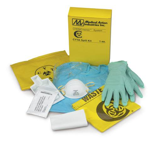 Medical Action Chemotherapy Spill Kit