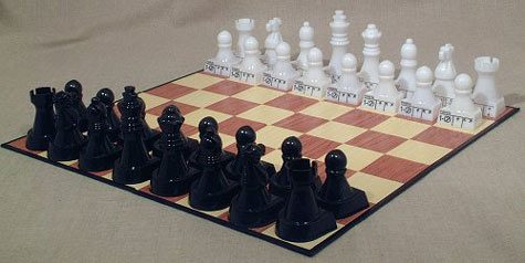 Chess Teacher Instructional Chess Set