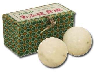 Connetquot West Chinese Baoding Balls for Exercise