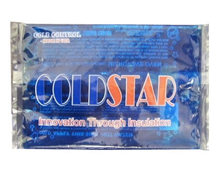Coldstar Versatile Non-Insulated Hot/Cold Gel Pack