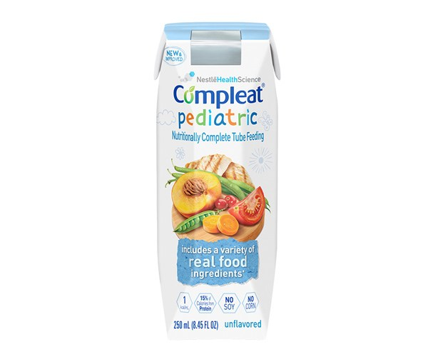 Nestle Nutrition Compleat Pediatric