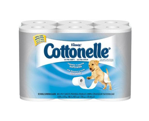 Kimberly Clark Cottonelle Ultra Soft Bath Tissue