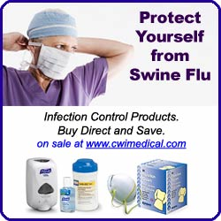 CWI Medical, LLC - Swine Flu Rectangle 1